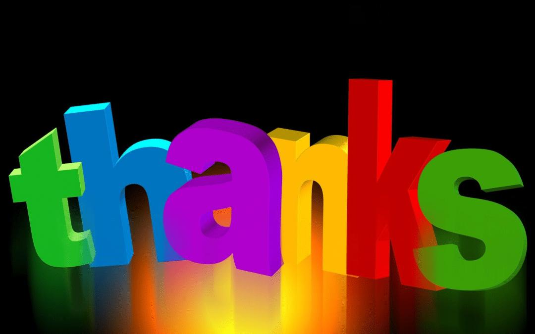 """Warum du NIE vergessen solltest, """"danke"""" zu sagen"""